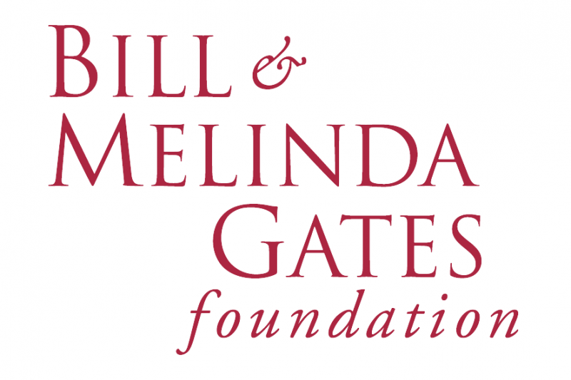 Logotipo de la Fundación Bill y Melinda Gates